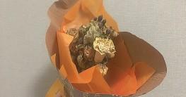 記念の花束💐