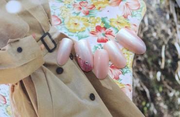 【マニキュア】ナチュラルポリッシュ