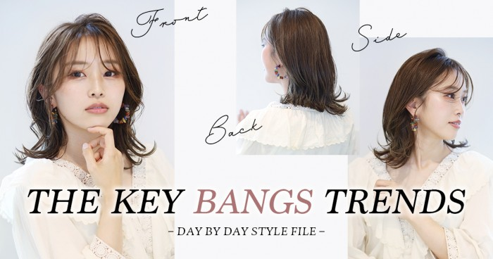 THE KEY BANGS TRENDS