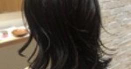 夏!黒髪styling