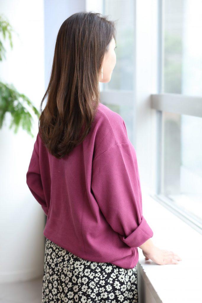 レア髪ロング