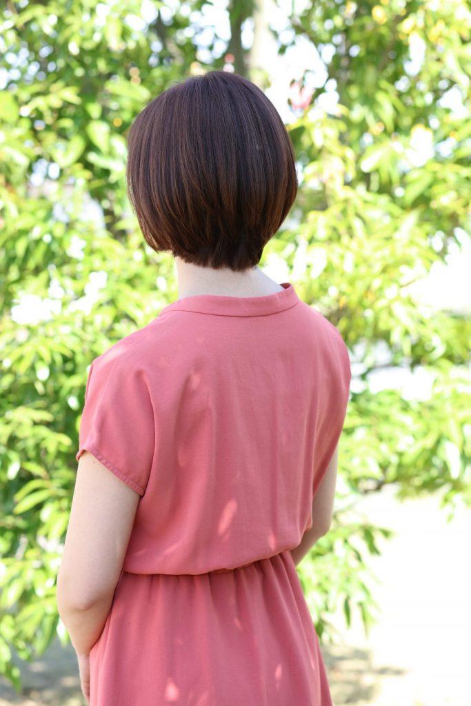 レア髪ショート